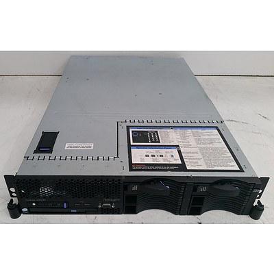 IBM (7979-AC1) System x3650 Dual-Core Xeon (5140) 2.30GHz 2 RU Server
