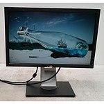 Dell E1910c & 1909Wb 19-Inch Widescreen LCD Monitor - Lot of Three