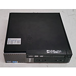 Dell OptiPlex 9020 Core i5 (4670S) 3.10GHz Ultra Small Form Factor Computer