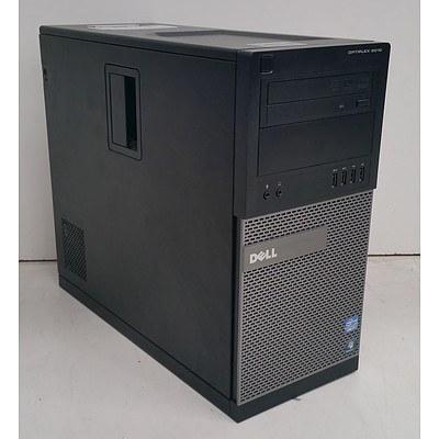 Dell OptiPlex 9010 Core i7 (3770) 3.40GHz Computer