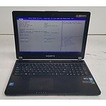 Gigabyte (P35) 15-Inch Core i7 (4710HQ) 2.50GHz Laptop