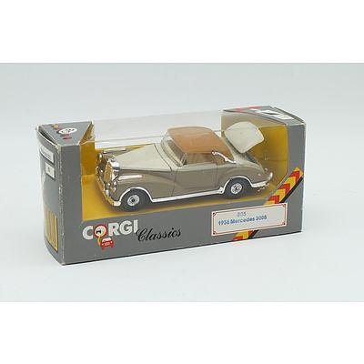 Corgi Classics 1965 Mercedes 300S 1:43 Scale 12cm