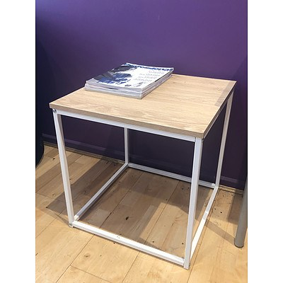 Laminate Side Table