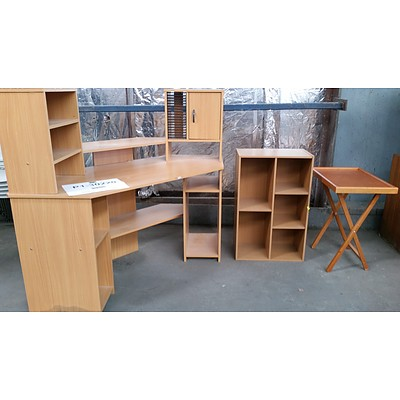 Quantity of Office and Home Furniture