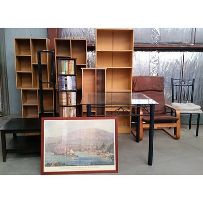 Selection of Household Furniture