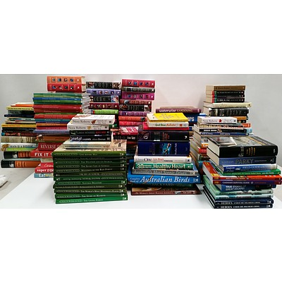 Selection of Books - Lot of Approximately 100