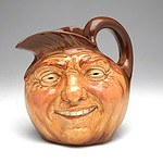 Antique Royal Doulton 'John Barleycorn Old Lad' Toby Jug