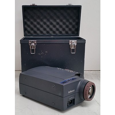 InFocus (LitePro730) XGA 3LCD Projector