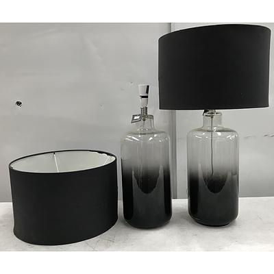 Pair Of Amalfi Table Lamps