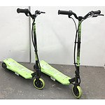 Go Skitz 1.0 E-Scooters - Lot of 2