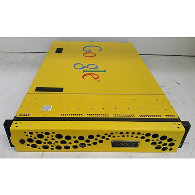Dell Dual Eight-Core Xeon (E5-2640 v3) 2.60GHz 2 RU Google Search Appliance