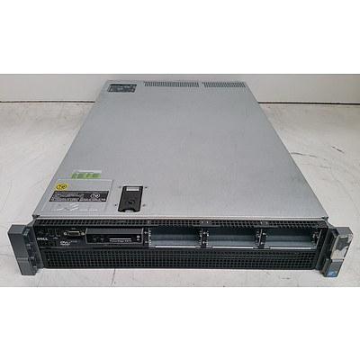 Dell PowerEdge R810 Dual Eight-Core Xeon CPU (X7560) 2.27GHz 2 RU Server