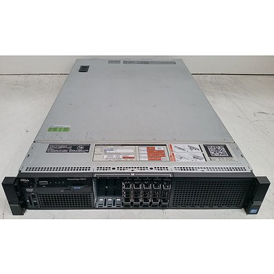 Dell PowerEdge R820 Quad Eight-Core Xeon CPU (E5-4650 0) 2.70GHz 2 RU Server