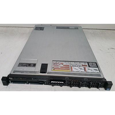 Dell PowerEdge R620 Dual Ten-Core Xeon CPU (E5-2670 v2) 2.50GHz 1 RU Server