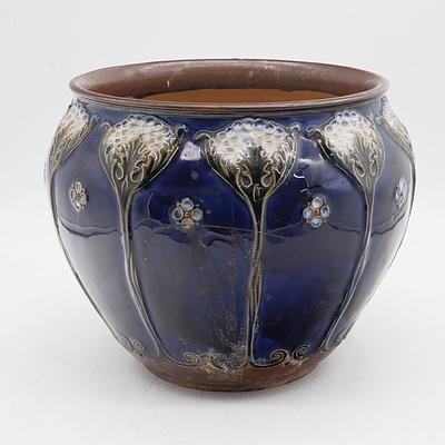 Royal Doulton Stoneware Jardiniere