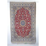 Persian Hand Knotted Wool Pile Isfahan Rug