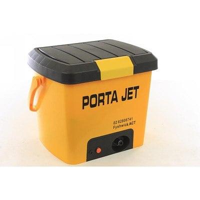 PortaJet Portable Vehicle Washing Kit - New