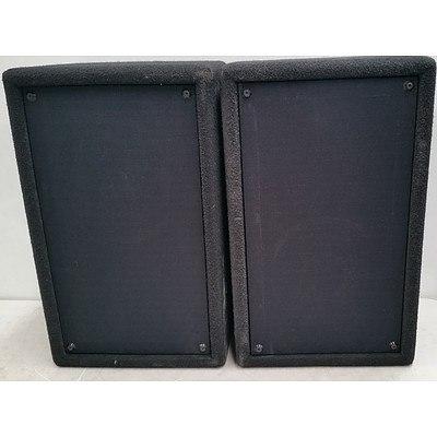 Altec 20cm Speaker With Speaker Box - Lot of Two