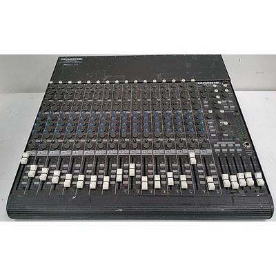 Mackie 1604-VLZ Pro 16 Channel Mic/Line Mixer