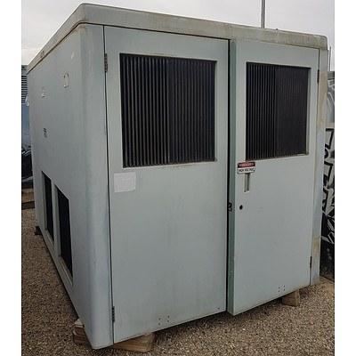 Fibreglass Electric Distribution Cabinet