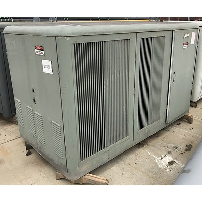 Steel Electric Distribution Cabinet