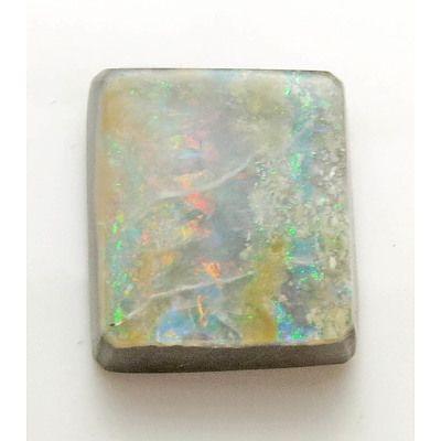 Opal - Queensland Boulder Opal - Solid Cabochon