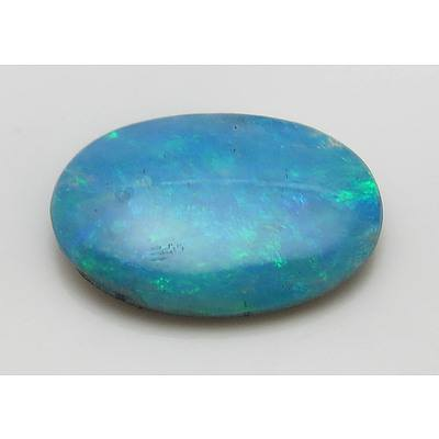 Opal Solid - Probably Mintabie Mines