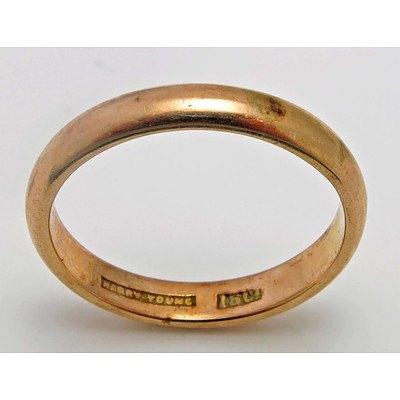 Antique 15ct Gold Ring