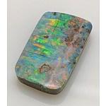 Opal-Queensland Boulder Opal - Solid Cabochon