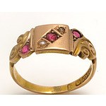Antique Australian 15ct Gold Ring
