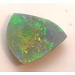 Opal-Mintabie Solid Semi-Black