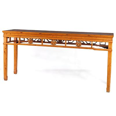 Contemporary Chinese Cyprus Altar Table