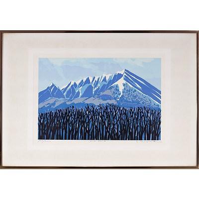 Japanese Artist Unknown, Woodblock Print Edition 26/200