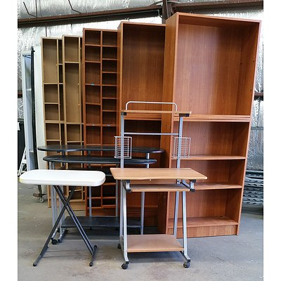 Quantity of Office Furniture