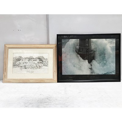 Three Various Artworks