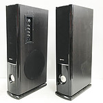 Two Digitech Audio Tower Speakers