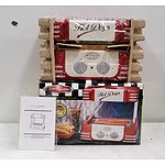 Retro Series 50's Style Hot Dog Roller