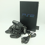 Sony Playstation Two with Three Controllers