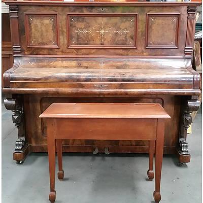 W.H.Paling & Co Upright Piano