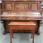 W.H.Paling & Co Upright Piano