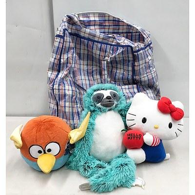 Bag of Children's Toys