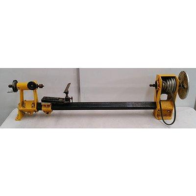 Teknatool Wood Lathe