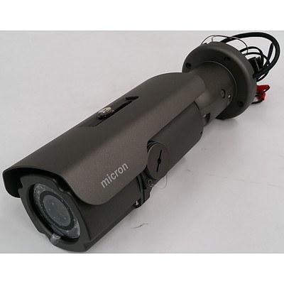 Micron 2.0 Megapixel IP Bullet Camera - New