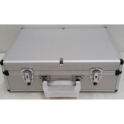 Aluminium Equipment Case - New