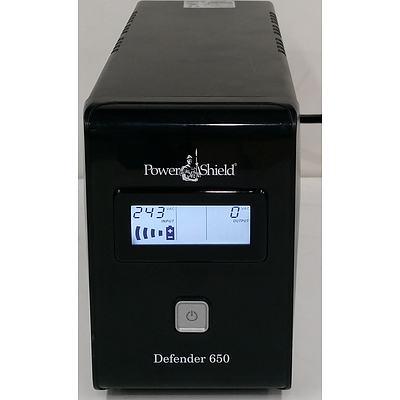 Powershield Defender 650 Free Standing UPS