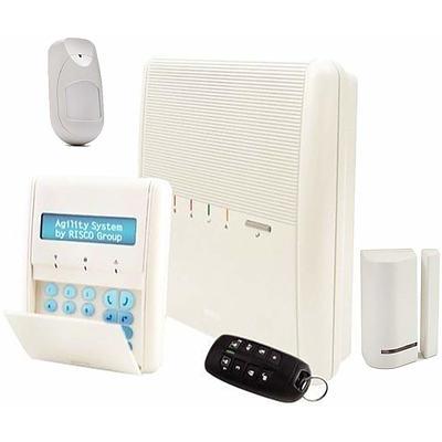 Risco Agility 3 Kit RW132A Wireless Alarm System - Brand New - RRP $1950.00