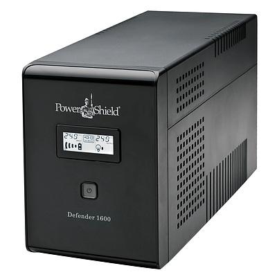 Powershield Defender 1600 Free Standing UPS - New - RRP $480.00