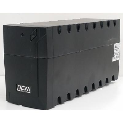 Powercom Raptor 600VA Free Standing UPS
