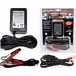 Battery Fighter Junior 12V Battery Chargers - Lot of Three  - Brand New - RRP $180.00