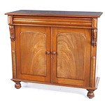 Late 19th Century Australian Cedar Chiffonier or Bookcase Base